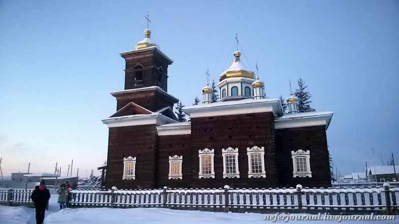 Таатинская Николаевская церковь