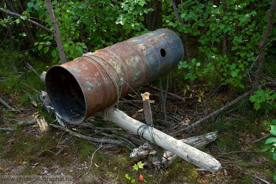 Капкан из трубы на кабана видео