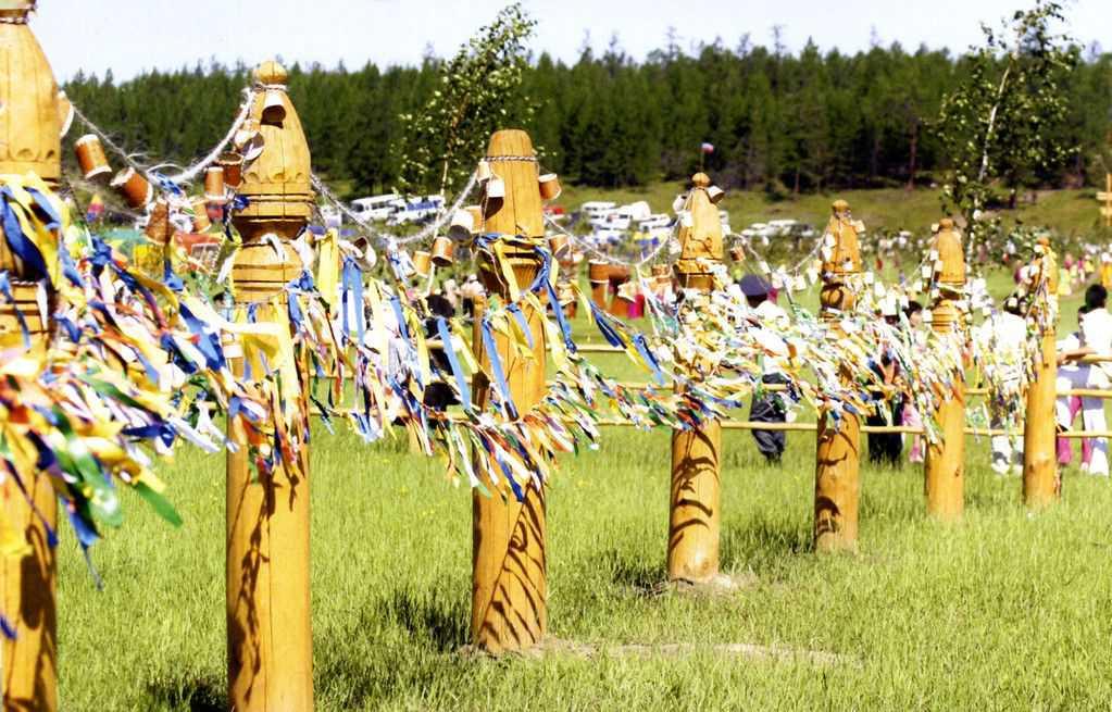 Национальный праздник Ысыах – символ якутской культуры