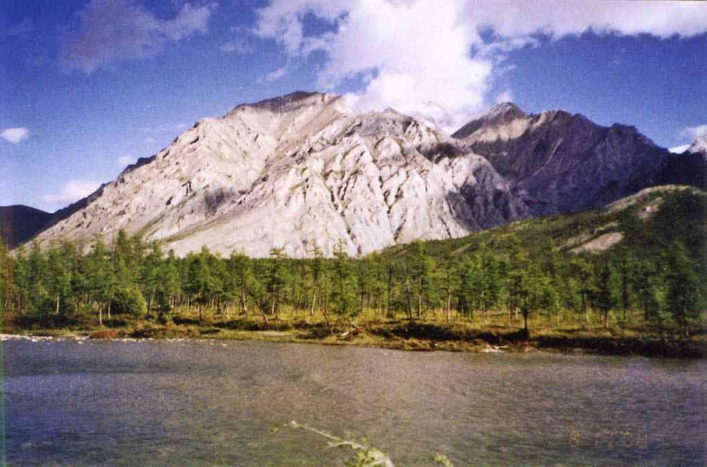 белая гора якутия фото