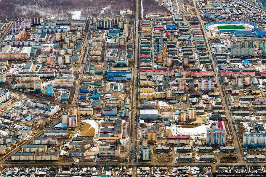 фото мирный город