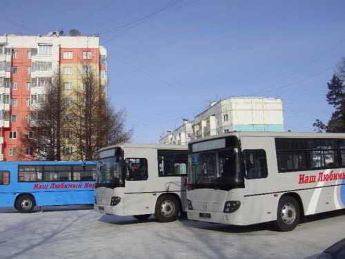Расписание автобусов Нерюнгри