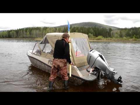Экспедиция ученых ТГУ по реке Лена
